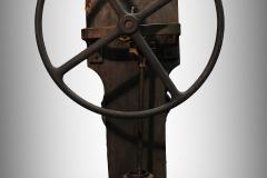 Vzdušní ruční čerpadlo - tlakostroj