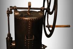vzdusni kotel s rucni pumpou € 2200,-