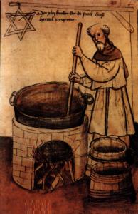 Vaření piva ve varně na přímý otop
