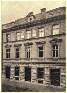 Kanceláře Emanuel Barth Praha
