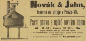 Novák & Jahn dodavatel pivovarů