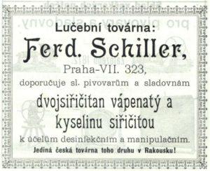 Lučební továrna Ferdinand Schiller