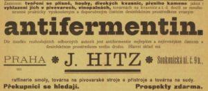 Antifermentin J. Hitz