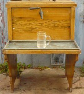 Výčepní stolice