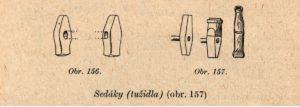 Sedák neboli tužidlo je bednářské kladivo k utužování obručí na sud