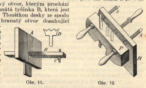 Útorník (zatěračka) obr. 11, Zejkovec obr. 12