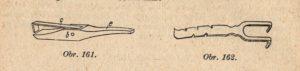 Potáhlík (obr. 161) a venhák (obr. 162