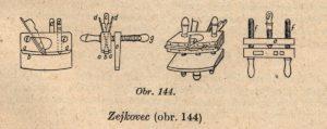 Zejkovec je bednářský hoblík na hoblování širších zejků což je prohlubenina v dužinách do níž se zapustí dno sudu